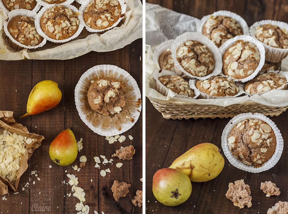 Muffins de pera 02