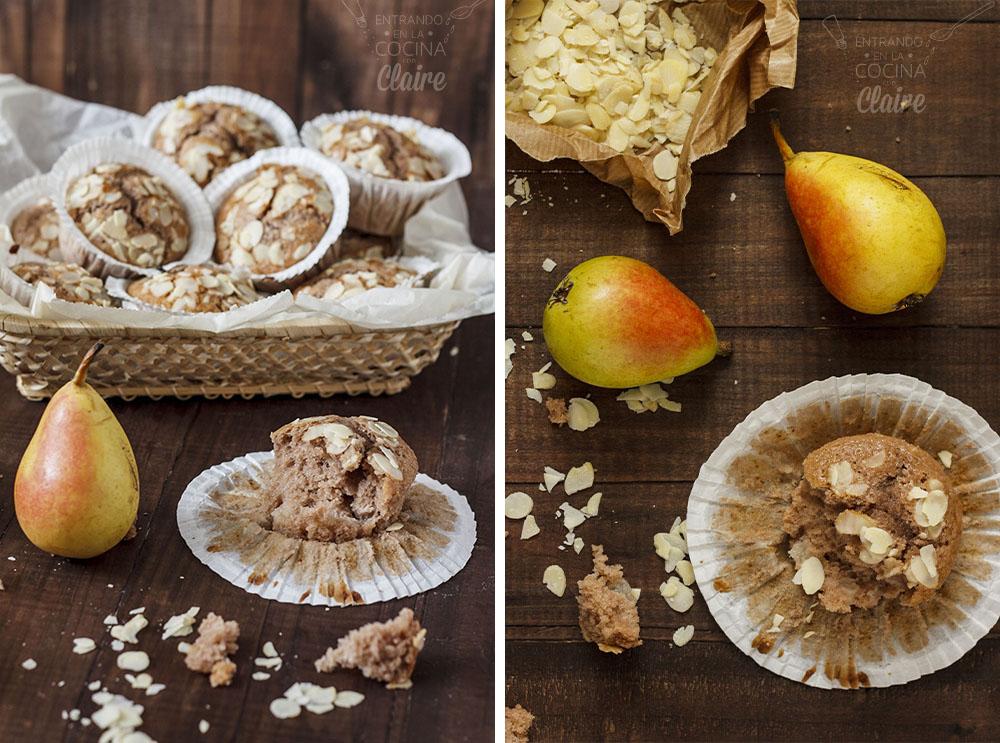 Muffins de pera 03