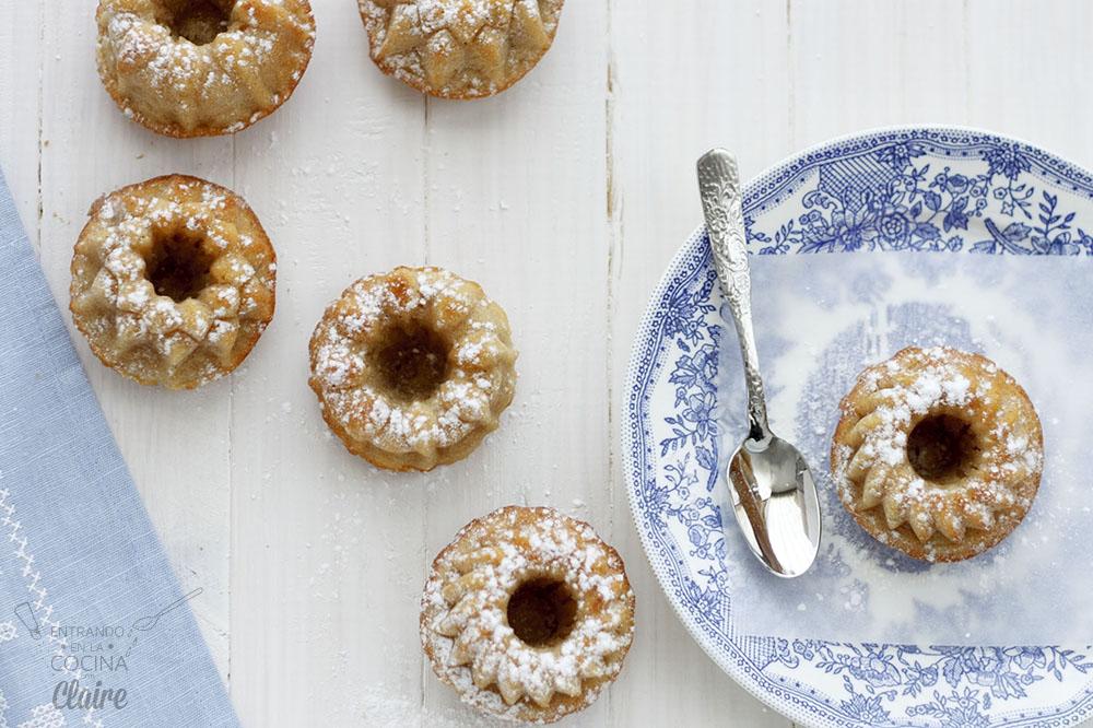 Bundtcakes de canela y jengibre 12